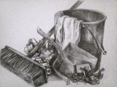 027-A Bleistift 48x64cm
