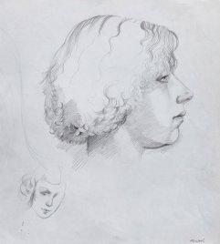 103-A Bleistift 42x37cm