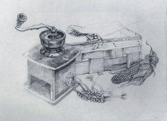 265-A Bleistift 48x63cm